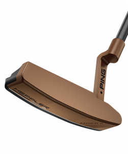 A Ping Anser 2 putter, one of the best blade putters of 2020