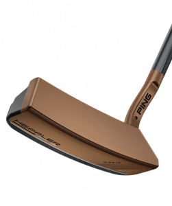 A Ping ZB3 putter, one of the best blade putters of 2020