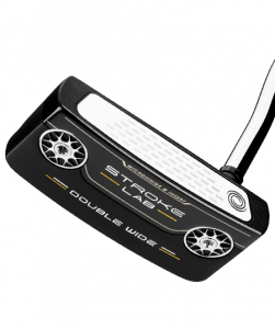 A Stroke Lab DW putter, one of the best blade putters of 2020