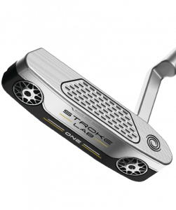 A Stroke lab 1 putter, one of the best blade putters of 2020