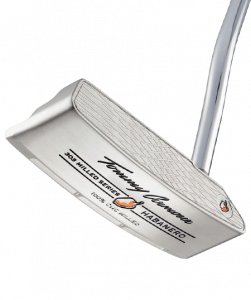 A TA-HAB putter, one of the best blade putters of 2020