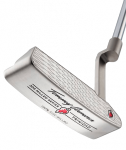 A TA Trinidad 1 putter, one of the best blade putters of 2020
