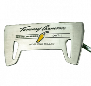A Tommy Armour Datil putter, one of the best 2020 mallet putters