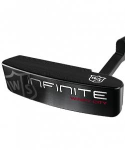 A Wilson Windy City putter, one of the best blade putters of 2020