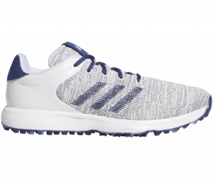 An Adidas SG2 shoe, one of the best spikeless golf shoes of 2020