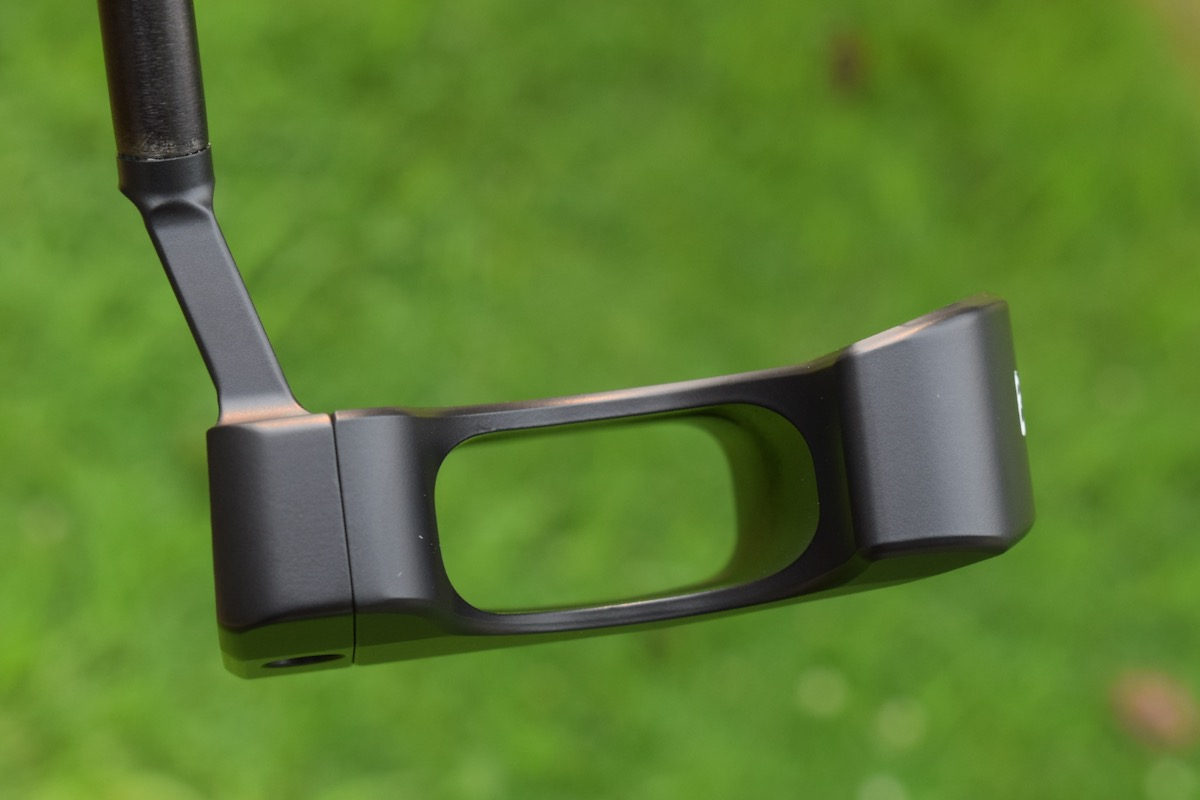 Bettinardi Hexperimental High MOI prototype putter - side view