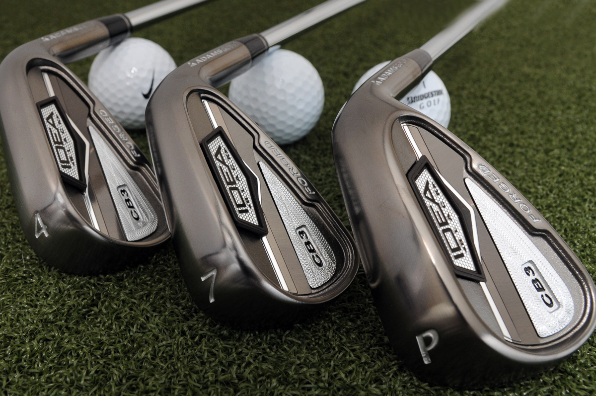 3 Adams CB3 Irons