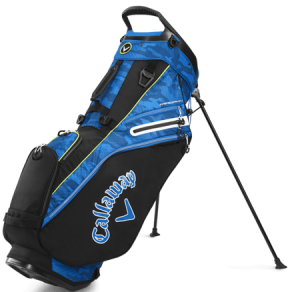 A Callaway Fairway bag, one of the best golf stand bags of 2020