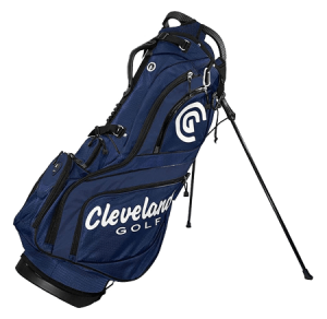 A Cleveland bag, one of the best golf stand bags of 2020