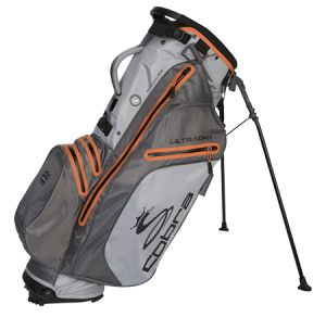A Cobra UltraDry bag, one of the best golf stand bags of 2020