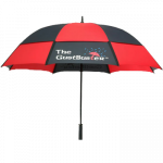 BEST WIND RESISTANT UMBRELLA - Gustbuster Pro Series Gold 68""
