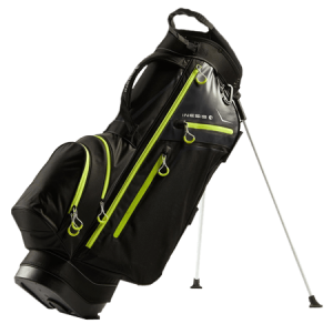 An Inesis bag, one of the best golf stand bags of 2020