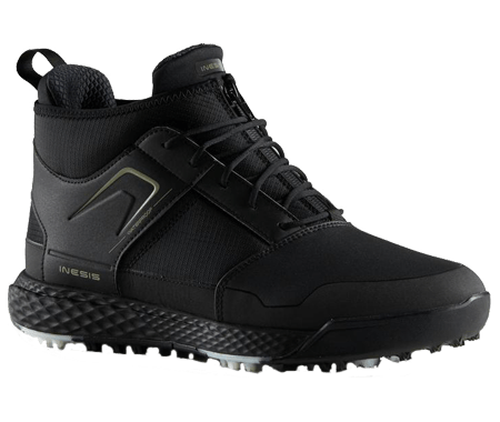 An Inesis Winter shoe, one of the best spikeless golf shoes of 2020