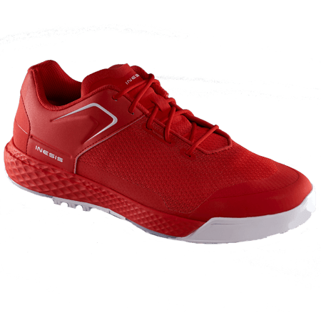 An Inesis Dry shoe, one of the best spikeless golf shoes of 2020