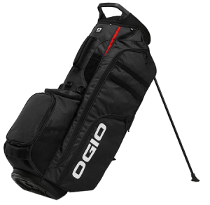 An Ogio Convoy bag, one of the best golf stand bags of 2020
