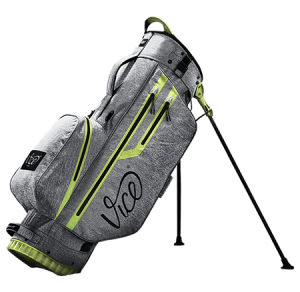 A Vice bag, one of the best golf stand bags of 2020