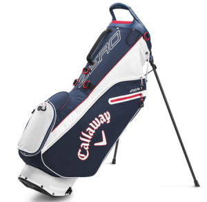 A Zero bag, one of the best golf stand bags of 2020