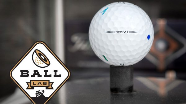 Ball Lab – 2019 Titleist Pro V1