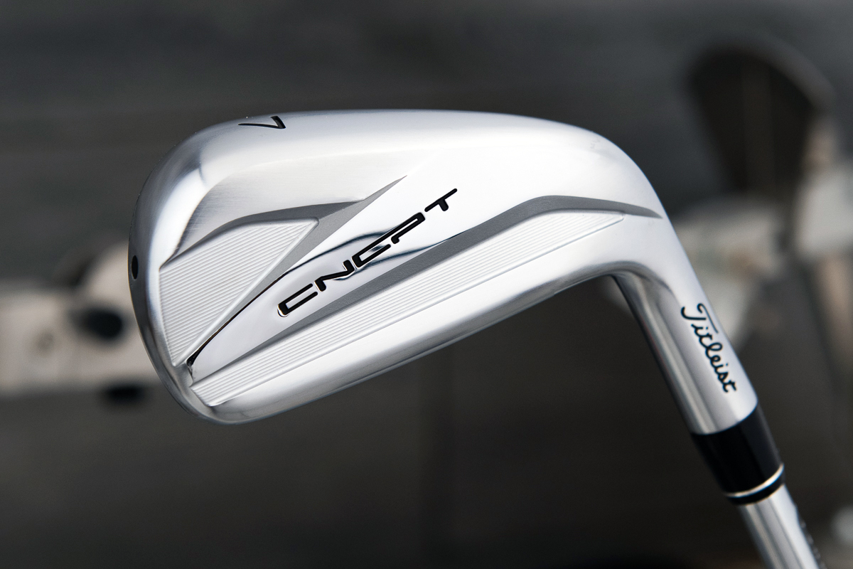 a photo of the TItleist CNCPT 03 Iron