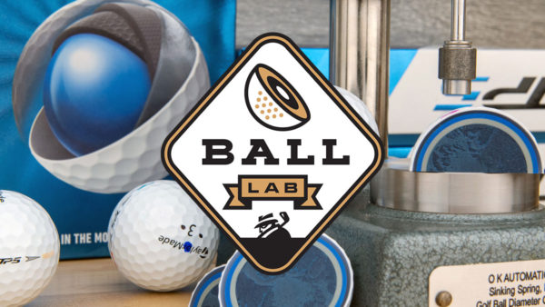 Ball Lab – 2019 TaylorMade TP5