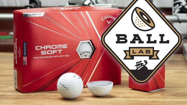 Ball Lab – 2020 Callaway Chrome Soft