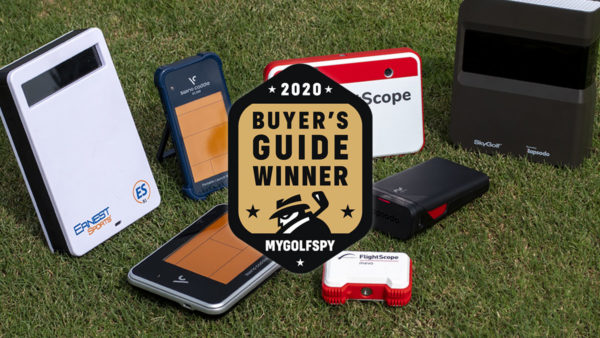 BEST PERSONAL GOLF LAUNCH MONITORS OF 2020