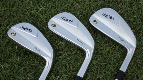 Honma TR21X Irons – A New Player's Distance Option