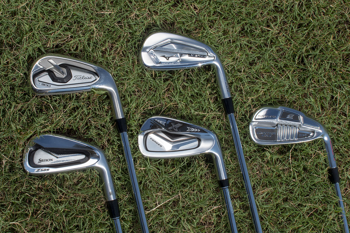The best game improvement irons in 2020