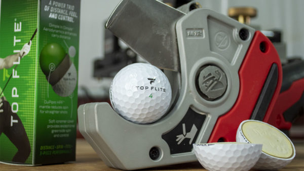 Top Flite Gamer Golf Ball – A Cult Classic Returns to its Roots