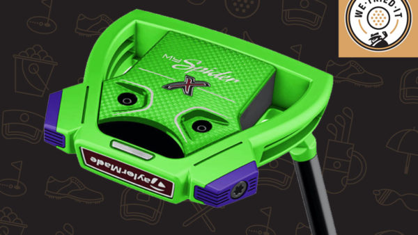 We Tried It: TaylorMade MySpider X Designer