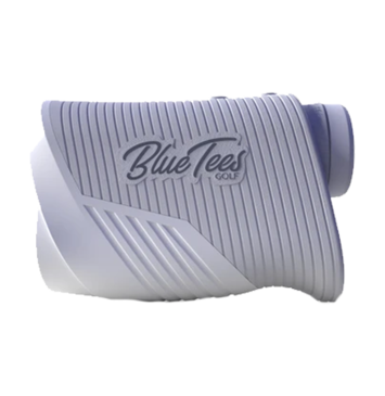 One of the best golf rangefinders, the Blue Tee Grey