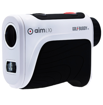 One of the best golf rangefinders, the GolfBuddy