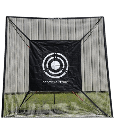 A Maxfli Net , one of the best golf nets