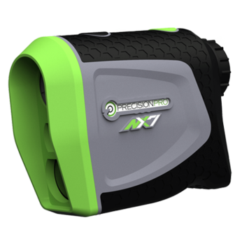 One of the best golf rangefinders, the Precision Pro NX7