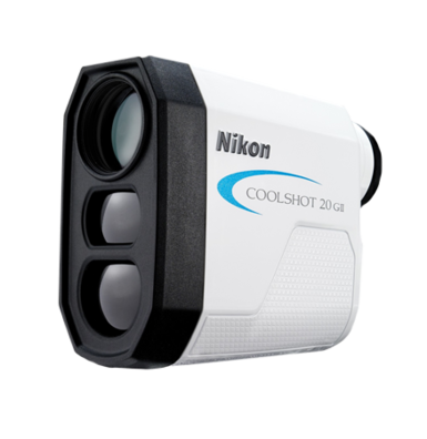 One of the best golf rangefinders, the Nikon 20