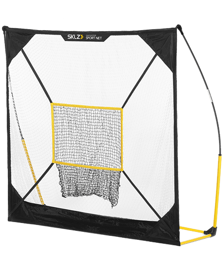 A Skilz Net, one of the best golf nets