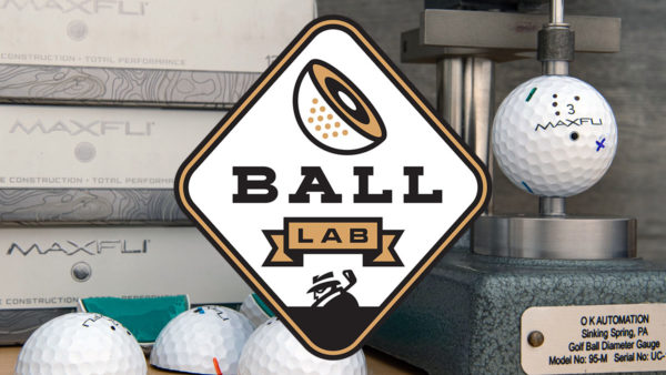 Ball Lab: Maxfli Tour Golf Ball Review