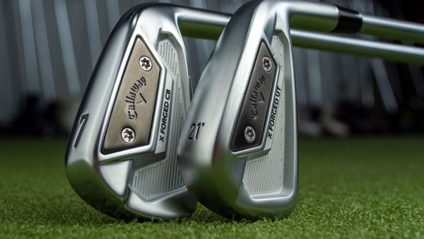 Callaway X Forged CB Irons and X Forged UT Utility