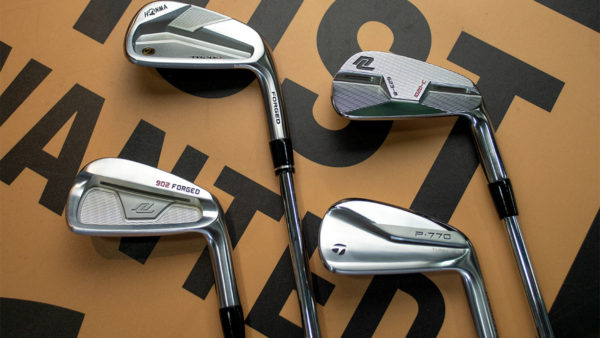 2020 Most Wanted Player's Irons