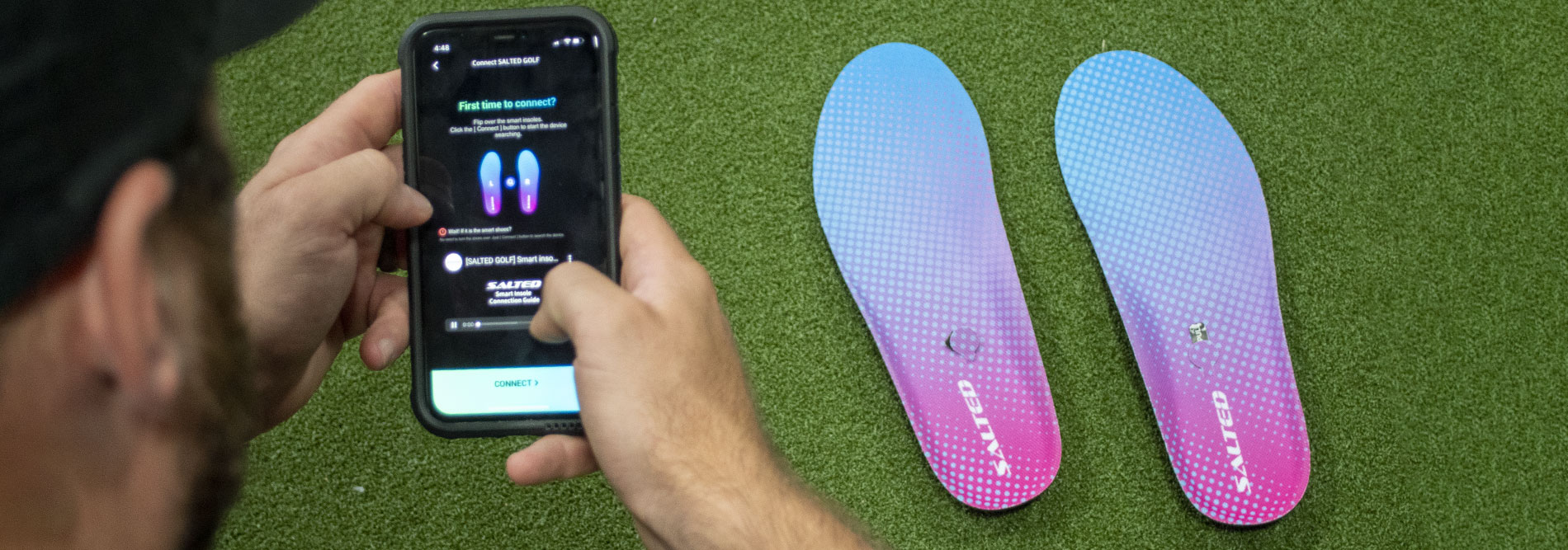 Salted Smart Insoles