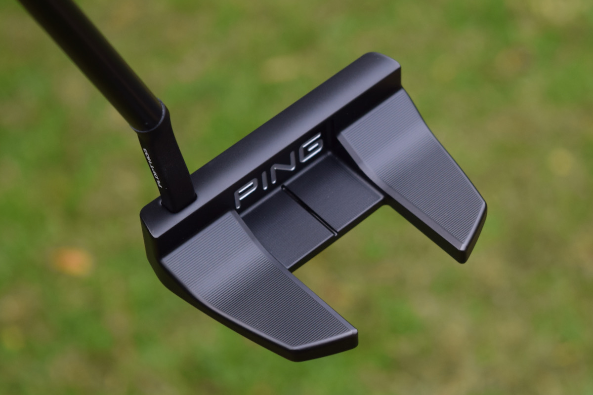 PING Prime Tyne putter toe up