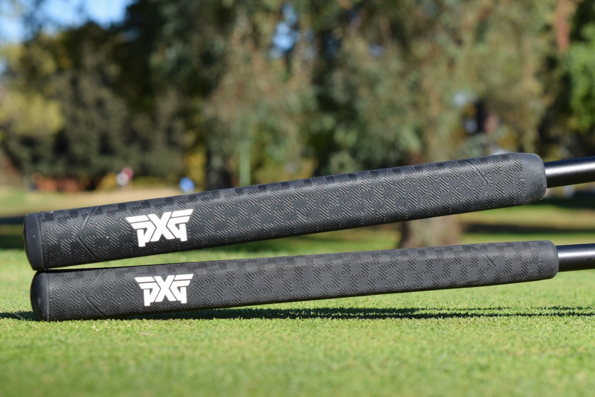 PXG One and Done Putter grips