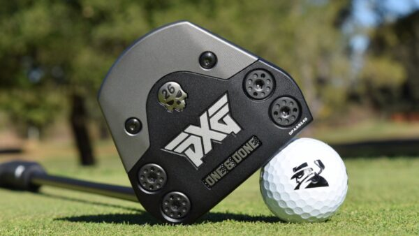 First Look: PXG One & Done Putter