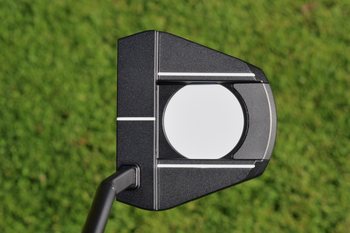 PXG One and Done Putter address