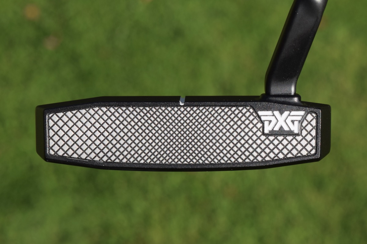 PXG One and Done Putter face