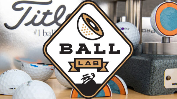 Ball Lab – Titleist Pro V1x Left Dash Review