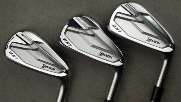 Srixon ZX Irons: Mainframe Goes Mainstream