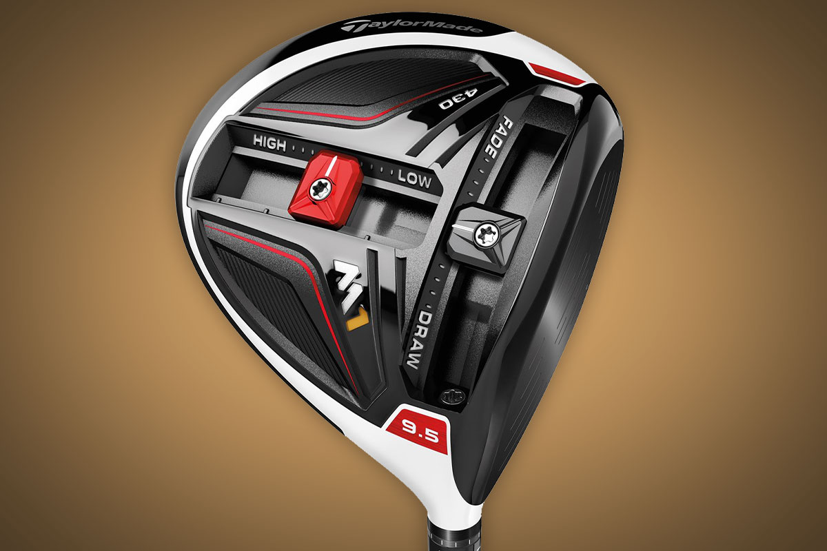 TaylorMade M1 460