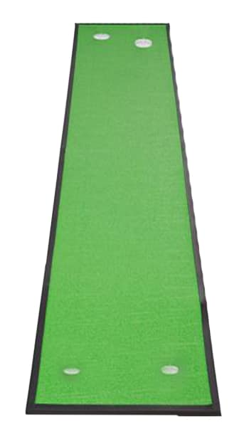 A BB1, one of the best indoor putting mats