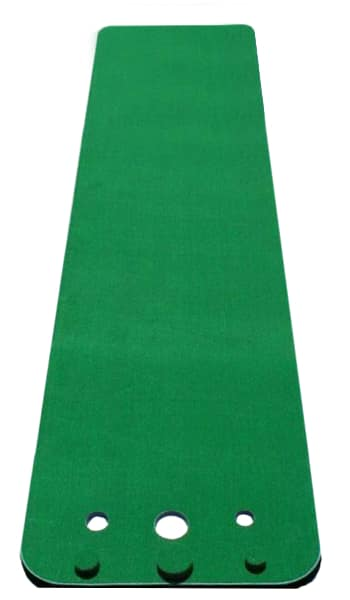 Big Moss Competitor Mat, one of the best indoor putting mats